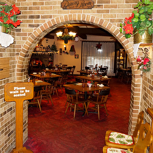 Bohemian Crystal Restaurant In Westmont Illinois